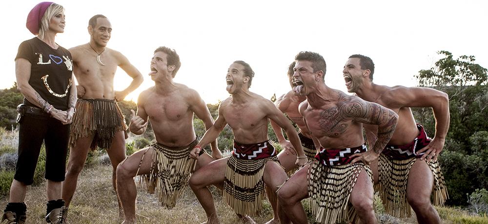 Flight 616 danze tribali