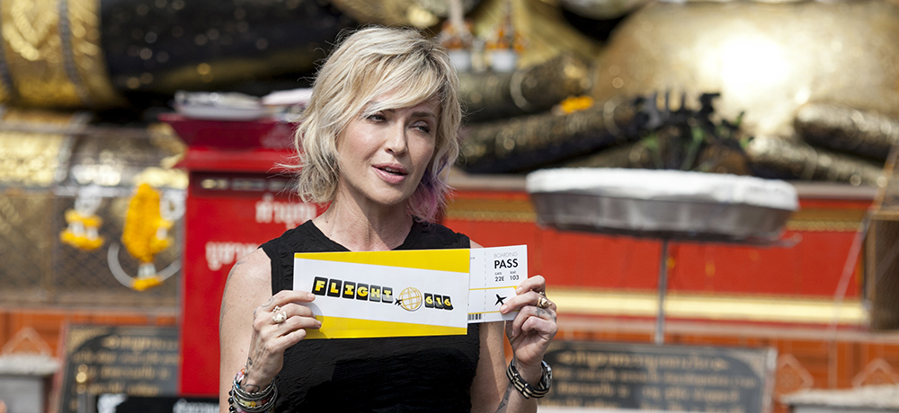 Flight 616- Paola Barale