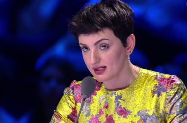 Arisa giudice X Factor