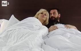 Tina Cipollari e Costantino della Gherardesca
