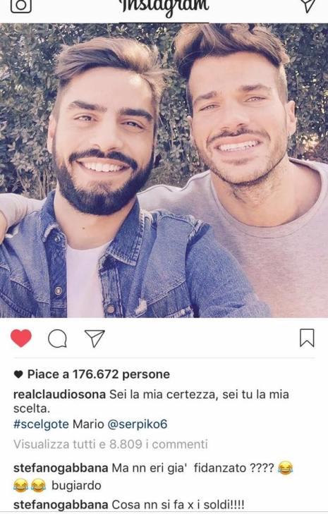 Claudio Sona è già fidanzato