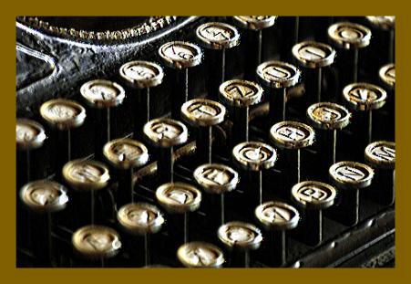 young adult macchina da scrivere